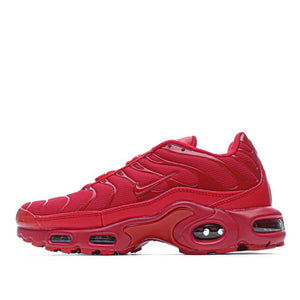 "NIKE AIR VAPORMAX PLUS TN TRIPLE ""RED"" / 021098"