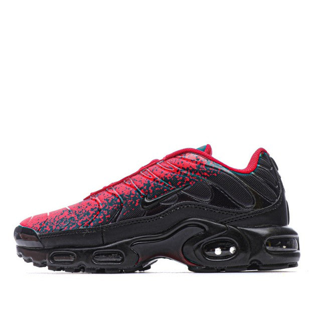 "NIKE AIR VAPORMAX PLUS TN ""RED - BLACK"" / 021100"