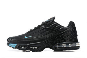 "NIKE AIR MAX PLUS 3 TN ""BLACK - BLUE"" / 021437"