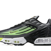 "NIKE AIR MAX PLUS 3 TN ""BLACK - GREEN - WHITE"" / 021438"