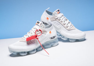 "OFF-WHITE X NIKE AIR VAPORMAX ""WHITE"""
