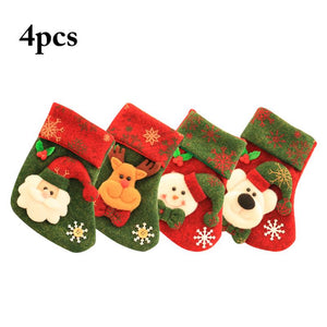 4PCS Christmas Decorations X955