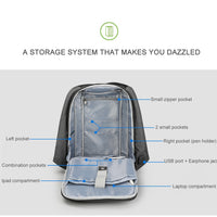 Backpack USB Charger N50