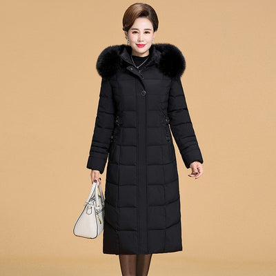 Winter Jacket Women - Coat W7