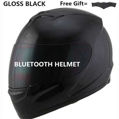 Motorcycle Helmet (Music Bluetooth) Z172