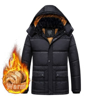 Winter Jacket Mens - Coat R5