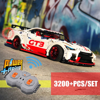 Racing Car Motor 3200 GT3 DD003