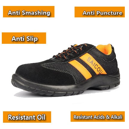 "Safety Shoes C132 ""S / 35-46"""