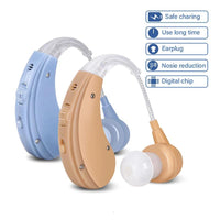 Mini Sound Amplifier Invisible Earing Aid T198