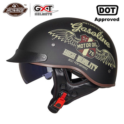 Motorcycle Helmet Face Z169