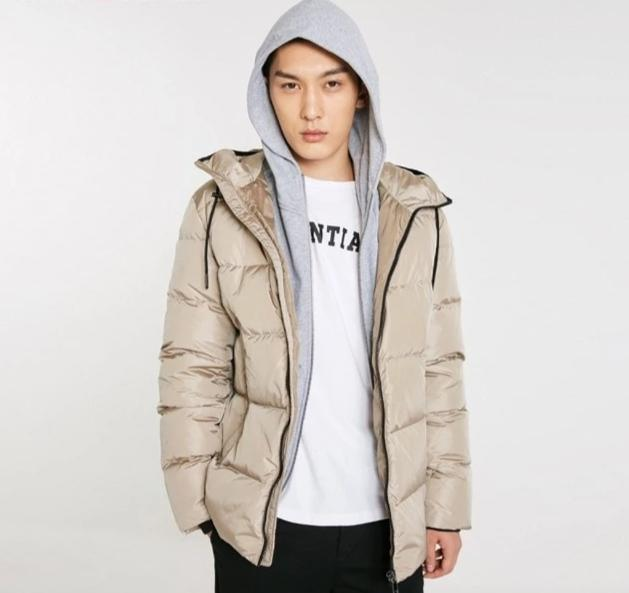 Winter Jacket Mens - Coat R3