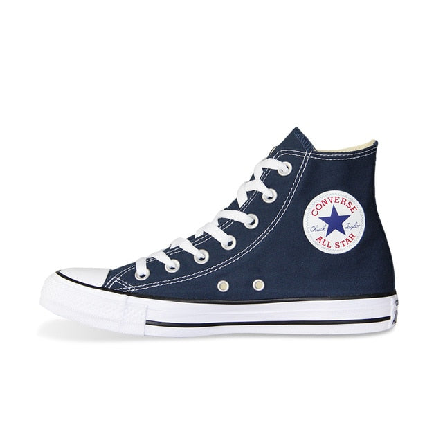 Converse all star (blue high)