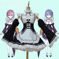 Anime Re:zero Cosplay Costume CC9905