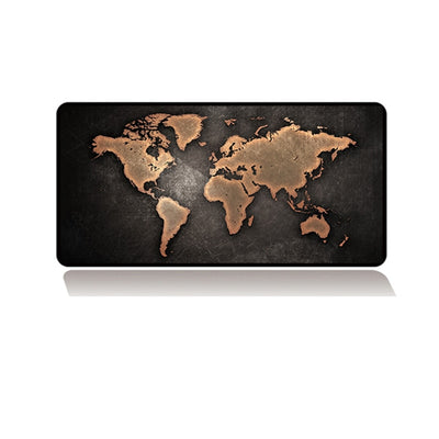 World map mousepad S110