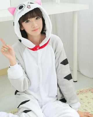 Cat Kigurumi Costume Cosplay CC6630