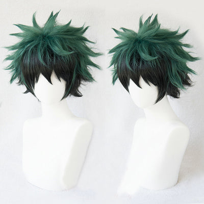 My Hero Cosplay Costume Wig CC1002
