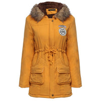 Winter Jacket Women - Coat W5