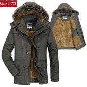 Winter Jacket Mens - Coat R8