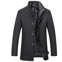 Winter Jacket Mens - Coat R4