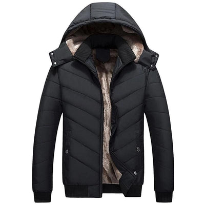 Winter Jacket Mens - Coat R6