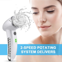 Facial Cleansing Brush Sonic (4 Heads)
