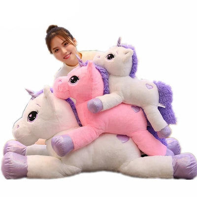 Unicorn Plush Honhon DD279