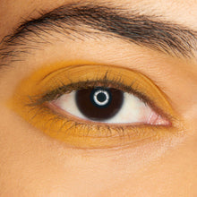 Load image into Gallery viewer, Total Colour Matte Eyepaint - Lucy Yellow 101