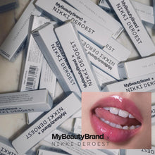 Load and play video in Gallery viewer, NEW! Nikki DeRoest Color Changing Lip Oil