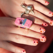 Load image into Gallery viewer, Nail Polish - Fluoro Pink 705
