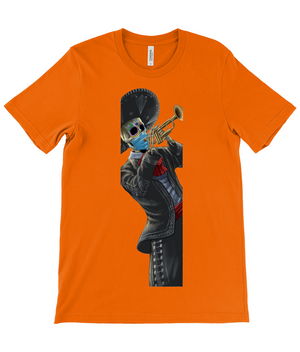 Open image in slideshow, ONDA Mariachi T-Shirt Orange