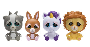 Feisty Pets Mini Misfits Series 1 [4-pack]
