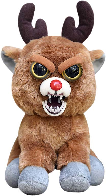 Feisty Pets - Rude Alf the Blood Nosed Reindeer