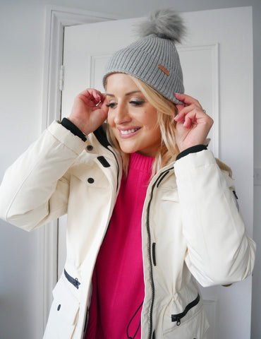 Layer up for autumnal walks