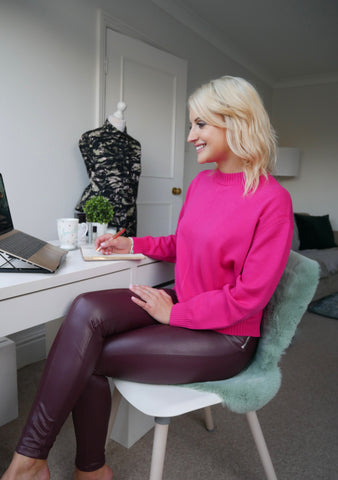 Working from home fashion