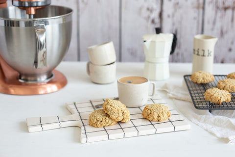 Oatmeal Cookie Recipe by KitchenAid