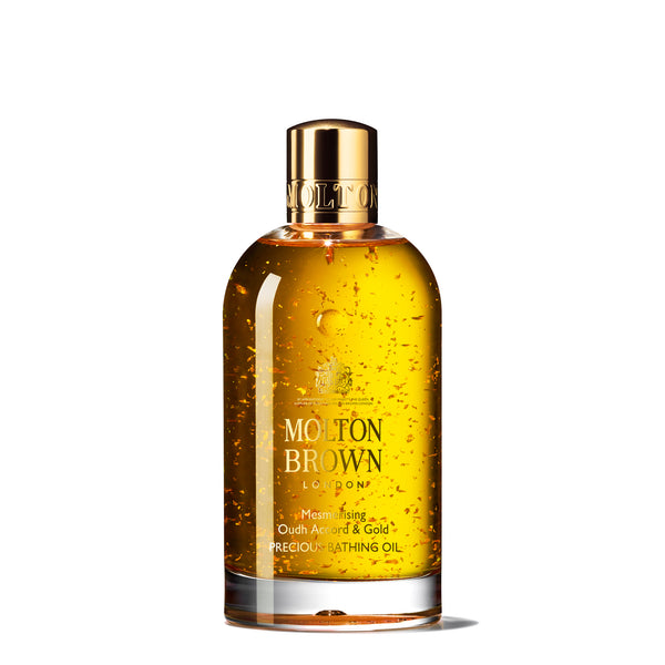 Molton Brown Mesmerising Oudh Accord & Gold Precious Bath Oil 200ml
