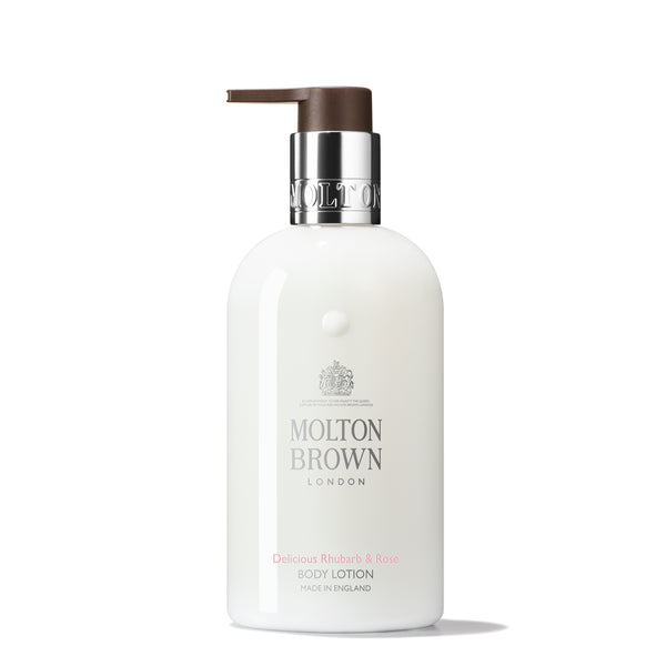 DELICIOUS RHUBARB & ROSE  BODY LOTION 300ML