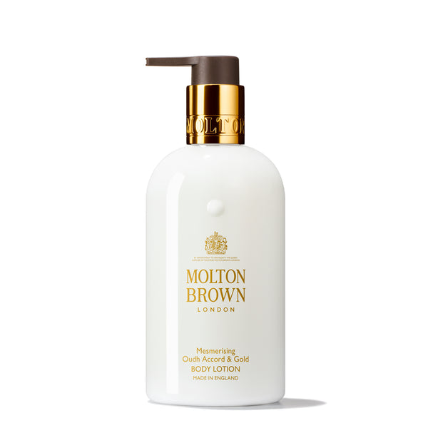 MESMERSING OUDH ACCORD & GOLD BODY LOTION 300ML