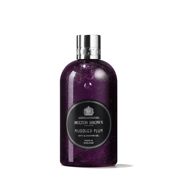 MUDDLED PLUM BATH & SHOWER GEL