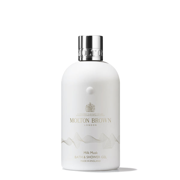 MILK MUSK BATH & SHOWER GEL 300ML