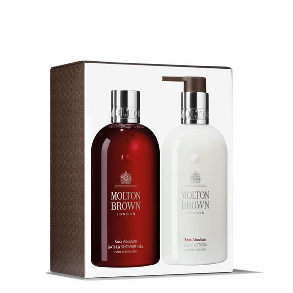 Molton Brown Rosa Absolute Bath & Body Duo
