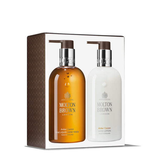 Molton Brown Amber Cocoon Hand Duo