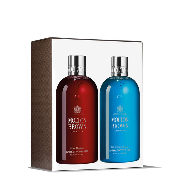 Molton Brown Floral Bath & Shower Collection