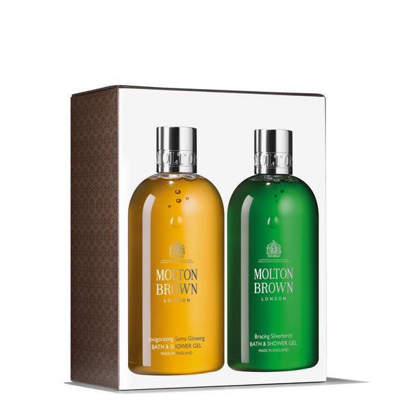 Molton Brown Woody Bath & Shower Collection