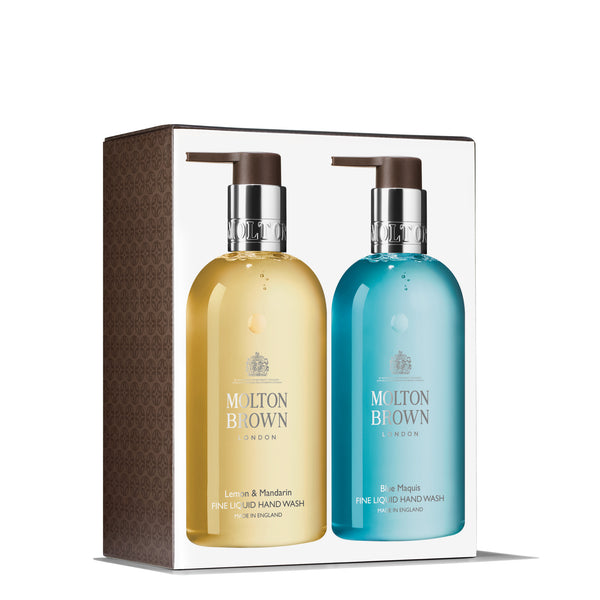 Molton Brown Citrus & Aromatic Hand Collection