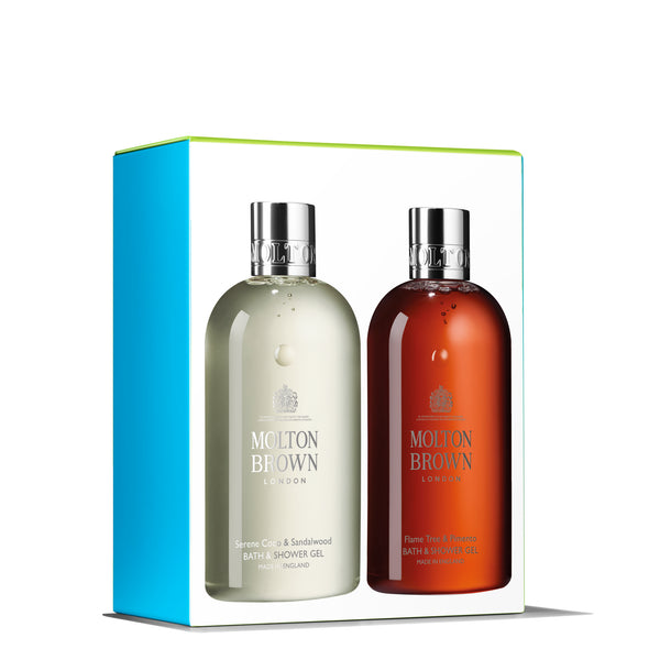 Molton Brown Woody & Oriental Bath Gift Set
