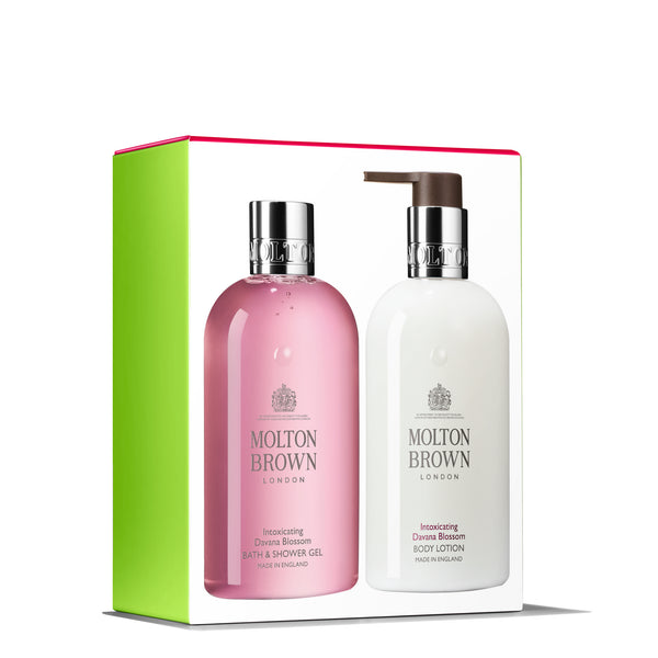 Intoxicating Davana Blossom Bath & Body Gift Set
