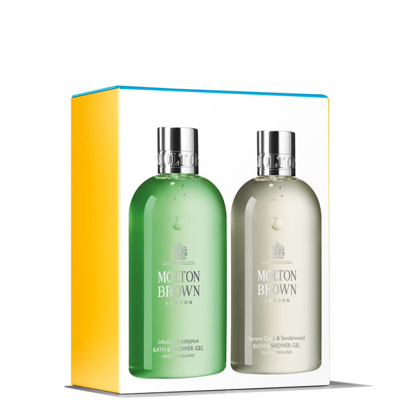 Molton Brown Aromatic & Woody Bath Collection