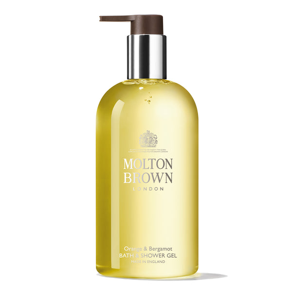 ORANGE & BERGAMOT BATH & SHOWER GEL 500ML