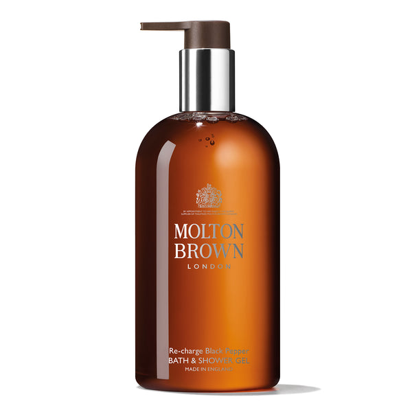 Molton Brown Re-Charge Black Pepper Bath & Shower Gel 500ml
